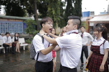 Cac hot teen tham gia tap dac biet phim 'Suu nhi' - Anh 1