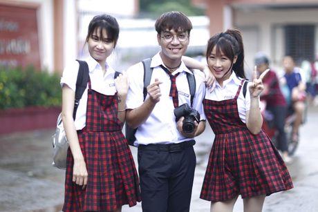 Cac hot teen tham gia tap dac biet phim 'Suu nhi' - Anh 2