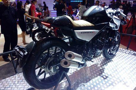 Honda CB500F do cafe racer o Indonesia - Anh 2