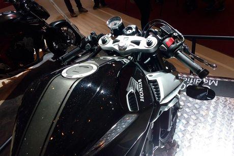 Honda CB500F do cafe racer o Indonesia - Anh 3