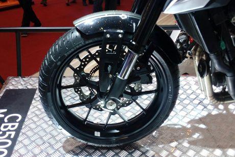 Honda CB500F do cafe racer o Indonesia - Anh 4