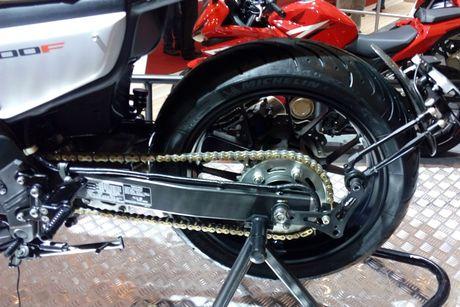 Honda CB500F do cafe racer o Indonesia - Anh 5