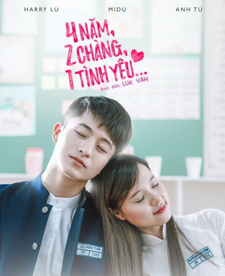 '4 nam, 2 chang, 1 tinh yeu': Phim hoc tro con non tay - Anh 1