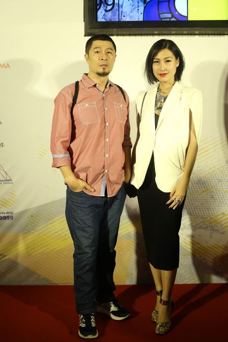 Charlie Nguyen va Kathy Uyen giup do ban tre yeu dien anh - Anh 1