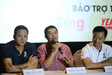 Charlie Nguyen va Kathy Uyen giup do ban tre yeu dien anh - Anh 2