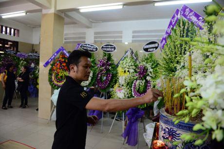 NS Thoai My, Thanh Loc khoc khi den vieng sau nu Ut Bach Lan - Anh 9