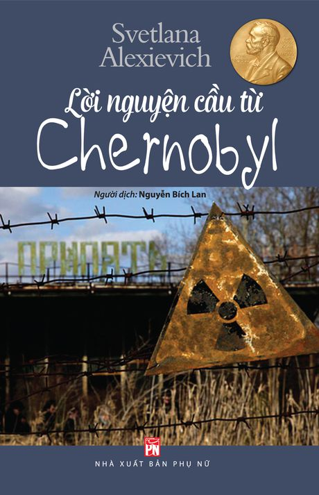 Ra mat tac pham phi hu cau ve Chernobyl cua tac gia Nobel - Anh 1