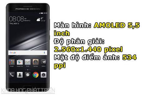 Tren tay smartphone dat nhat trong lich su hang Huawei - Anh 5