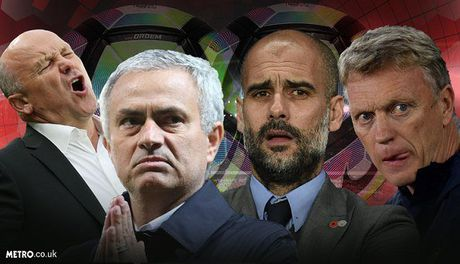 Mourinho cung Pep va David Moyes 'tranh' HLV toi nhat thang 10 - Anh 1