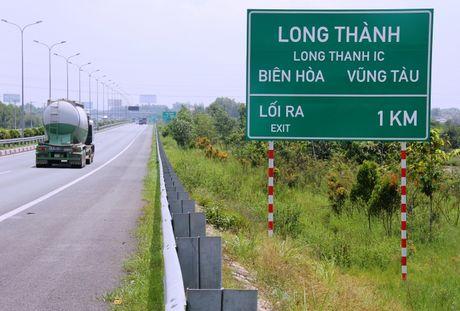 Chuan bi xay dung tuyen cao toc Dau Giay-Tan Phu - Anh 2