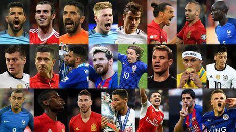 CAP NHAT sang 5/11: Guardiola lam ro vu gay go cua Messi. Lo dien 8 cau thu sap bi Mourinho thanh ly - Anh 3