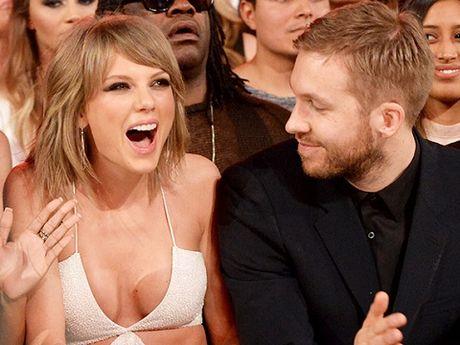 Taylor Swift bat ngo duoc ban trai cu gui loi cam on than ai - Anh 1