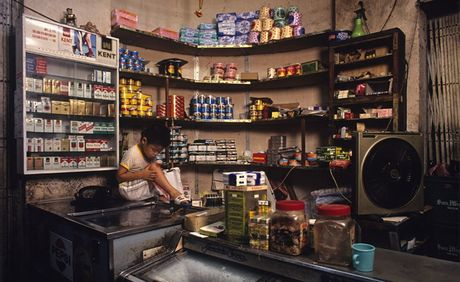 Loat anh hiem ve khu o chuot o Hong Kong giai doan 1980 - Anh 10