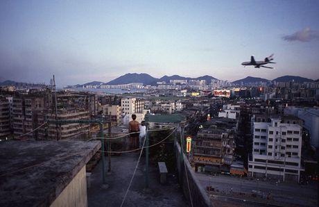 Loat anh hiem ve khu o chuot o Hong Kong giai doan 1980 - Anh 17
