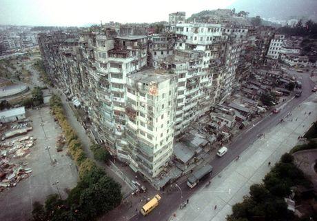 Loat anh hiem ve khu o chuot o Hong Kong giai doan 1980 - Anh 1