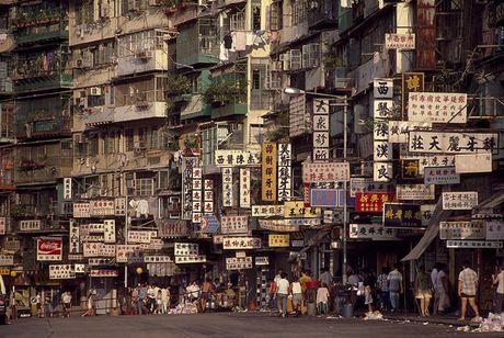 Loat anh hiem ve khu o chuot o Hong Kong giai doan 1980 - Anh 2