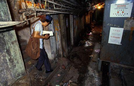 Loat anh hiem ve khu o chuot o Hong Kong giai doan 1980 - Anh 8