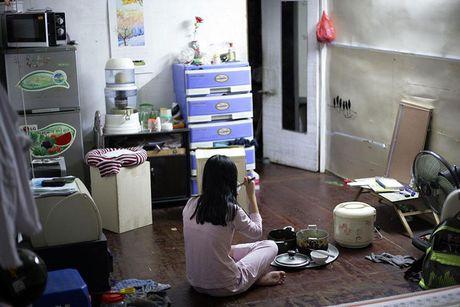 Chum anh: Song thap thom trong khu nha nam nao cung chay o Ha Noi - Anh 14
