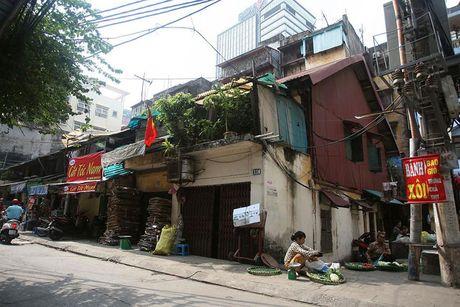 Chum anh: Song thap thom trong khu nha nam nao cung chay o Ha Noi - Anh 20