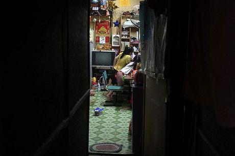 Chum anh: Song thap thom trong khu nha nam nao cung chay o Ha Noi - Anh 4