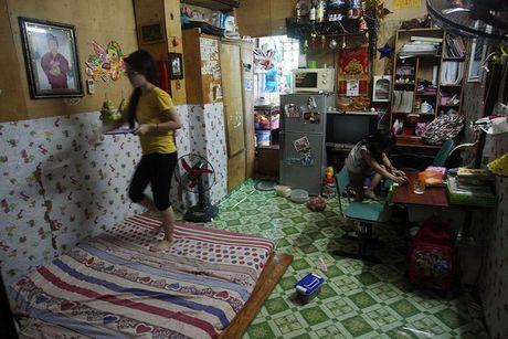 Chum anh: Song thap thom trong khu nha nam nao cung chay o Ha Noi - Anh 5