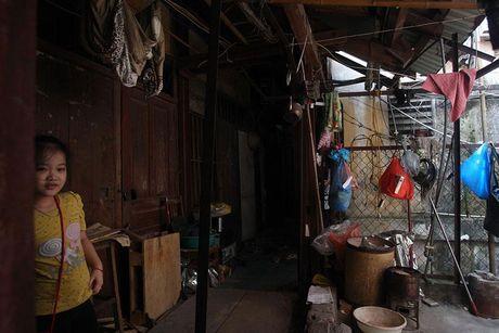 Chum anh: Song thap thom trong khu nha nam nao cung chay o Ha Noi - Anh 9