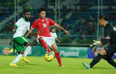 CDV Myanmar lo ngai doi nha tham bai truoc DT Viet Nam - Anh 1