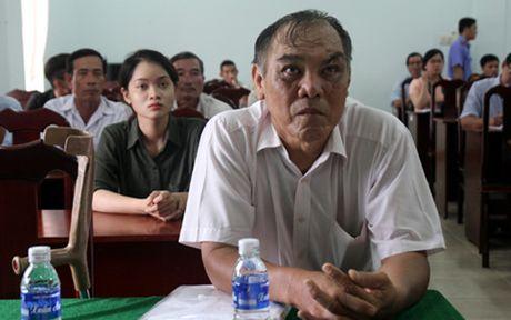 VKSND tinh Ben Tre xin loi nguoi bi truy to oan sau 26 nam - Anh 1