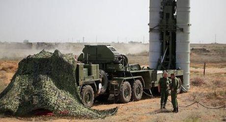 Ban Su-35, S-400 cho Trung Quoc: Toan tinh Kremlin? - Anh 2