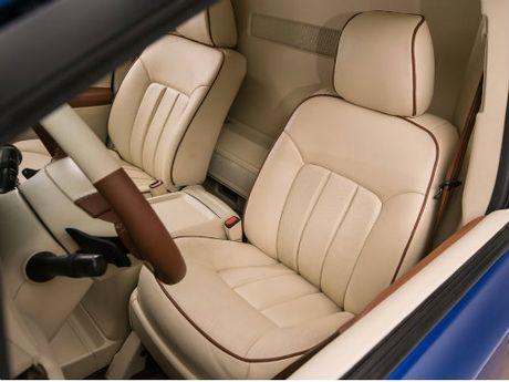 Toyota Sienna minivan do banh vang sang nhu chuyen co - Anh 3