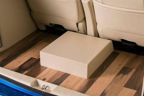 Toyota Sienna minivan do banh vang sang nhu chuyen co - Anh 4