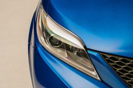Toyota Sienna minivan do banh vang sang nhu chuyen co - Anh 9
