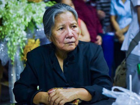 Phi Nhung doi mua vieng NS Ut Bach Lan luc nua dem - Anh 6