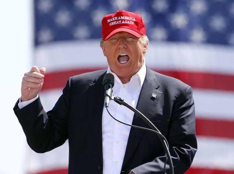Bau cu My: Donald Trump don luc tan cong cac thanh tri cua phe dan chu - Anh 1