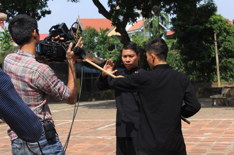He lo canh Cong Ly da vo dieu luyen trong phim hai Tet - Anh 1