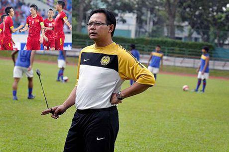 DIEM TIN TOI (6.11): HLV truong DT Malaysia khinh thuong DT Viet Nam - Anh 1