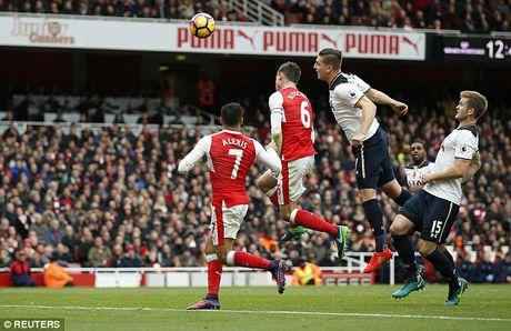Arsenal 1-1 Tottenham: Phao chua the len dinh - Anh 3