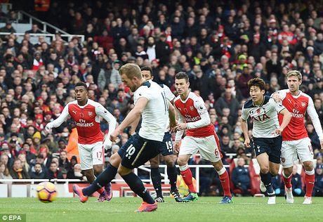 Arsenal 1-1 Tottenham: Phao chua the len dinh - Anh 4