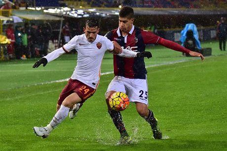 02h45 ngay 07/11, AS Roma vs Bologna: Diem cho chu nha - Anh 1