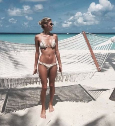Body sexy chuan muc cua Devon Windsor - Anh 6