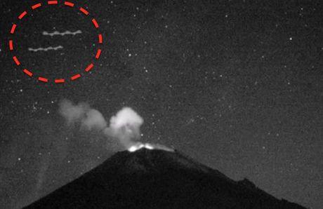 Phat hien 3 UFO hinh xoan quai la o nui lua Mexico - Anh 3