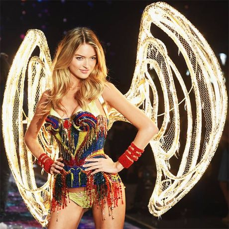 10 dieu chua biet ve show thoi trang Victoria's Secret - Anh 1