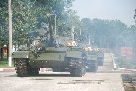 Lu doan 26, QDVN dai tu thanh cong nhieu xe tang T-54, T-59 - Anh 3