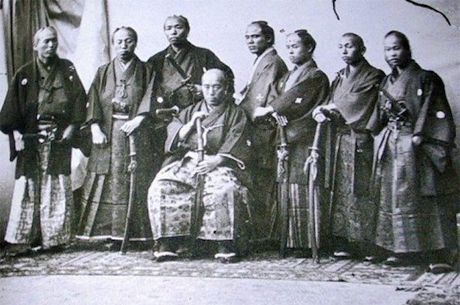 Nhung hieu lam ve chien binh samurai cua Nhat Ban - Anh 1
