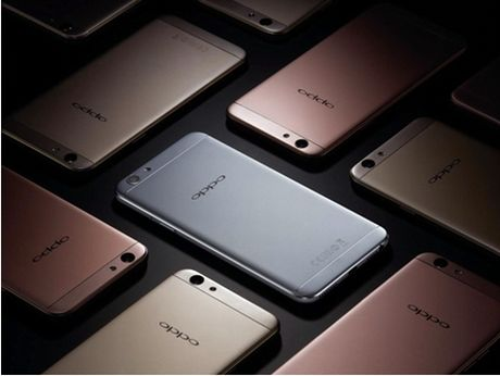Smartphone F1s co them phien ban moi gia 5,99 trieu dong - Anh 2