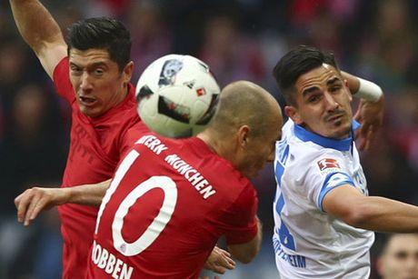 Bayern Munich khong the giai ma 'ngua o' Hoffenheim - Anh 1