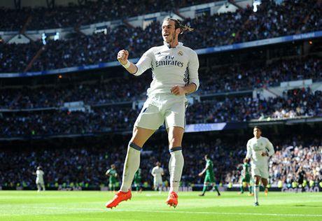 Ronaldo mo nhat, Bale ruc sang trong chien thang cua Real Madrid - Anh 2