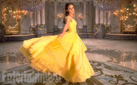 Emma Watson hoa thanh cong chua tinh tu ben quai vat - Anh 2