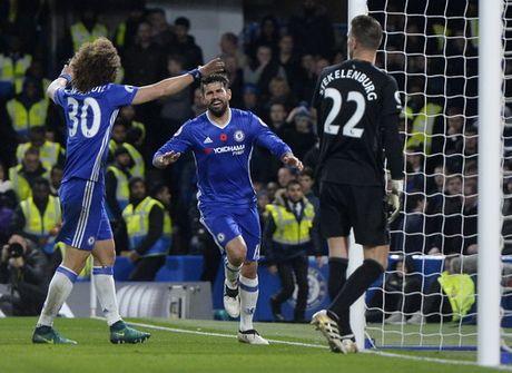 Chelsea nhan chim Everton bang chien thang 5 sao - Anh 4