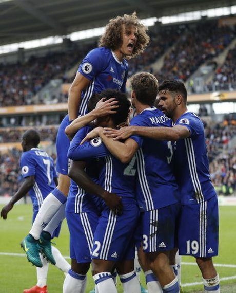 Chelsea nhan chim Everton bang chien thang 5 sao - Anh 7